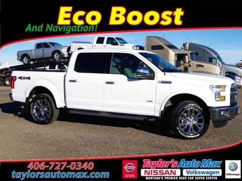 2015 Ford F-150 for sale in Great Falls, MT