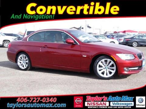 2013 BMW 3 Series for sale in Great Falls, MT