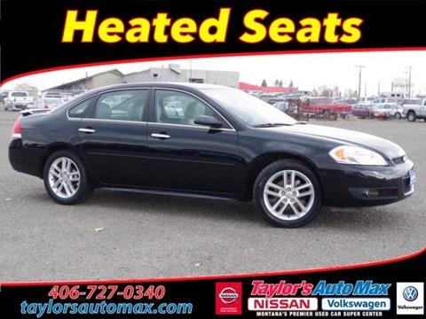 2014 Chevrolet Impala Limited for sale in Great Falls, MT