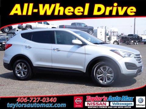 2016 Hyundai Santa Fe Sport for sale in Great Falls, MT