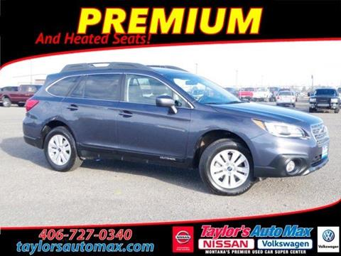 2016 Subaru Outback for sale in Great Falls, MT