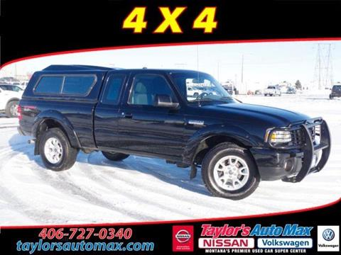 Ford ranger for sale in montana for City motors great falls mt