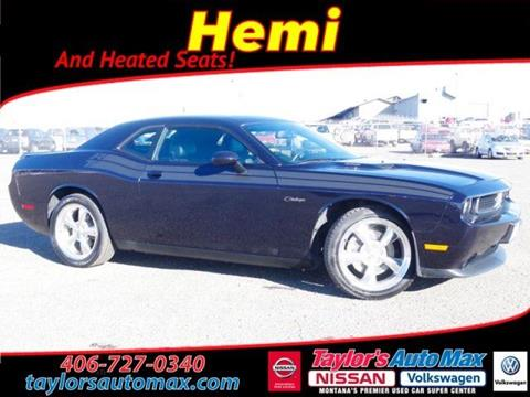 Dodge Challenger For Sale In Montana