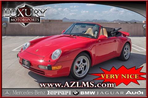 1998 Porsche 911 for sale in Phoenix, AZ