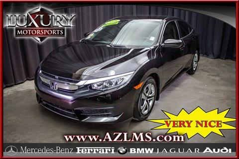 2018 Honda Civic for sale in Phoenix, AZ