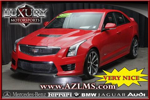 2017 Cadillac ATS-V for sale in Phoenix, AZ