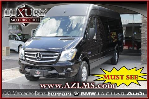 2015 Mercedes-Benz Sprinter Cargo for sale in Phoenix, AZ