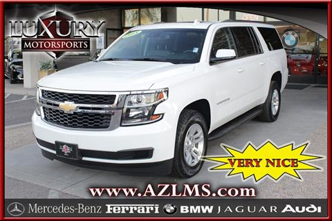 2018 Chevrolet Suburban for sale in Phoenix, AZ