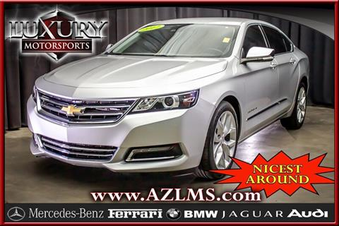 2017 Chevrolet Impala for sale in Phoenix, AZ