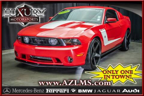 2010 Ford Mustang for sale in Phoenix, AZ