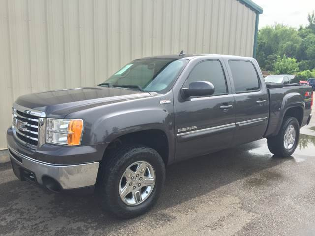 2010 GMC Sierra 1500 for sale at ASTRO MOTORS in Houston TX