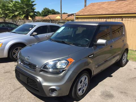 2013 Kia Soul for sale at ASTRO MOTORS in Houston TX