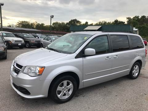 2012 Dodge Grand Caravan for sale at ASTRO MOTORS in Houston TX