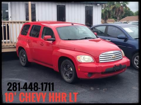 2010 Chevrolet Hhr For Sale In Houston Tx