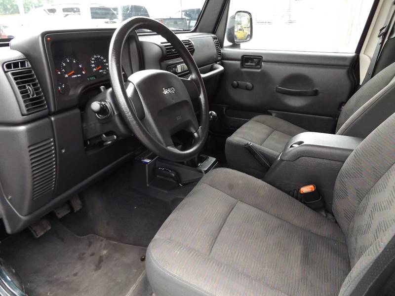 2005 Jeep Wrangler for sale at Americar Auto Sales in New Braunfels TX