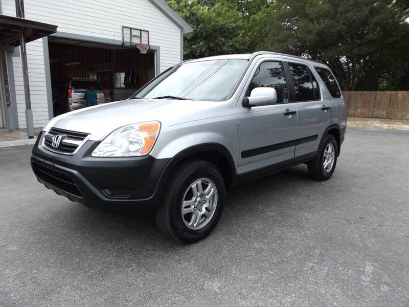 2004 Honda CR-V for sale at Americar Auto Sales in New Braunfels TX