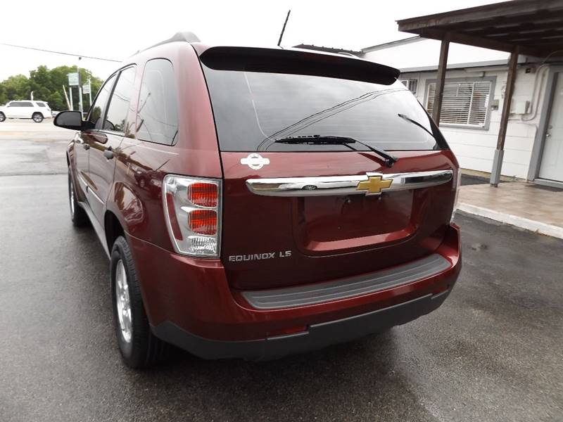 2008 Chevrolet Equinox for sale at Americar Auto Sales in New Braunfels TX