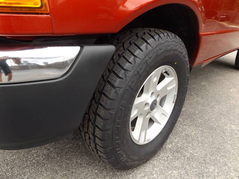 2004 Ford Ranger for sale at Americar Auto Sales in New Braunfels TX