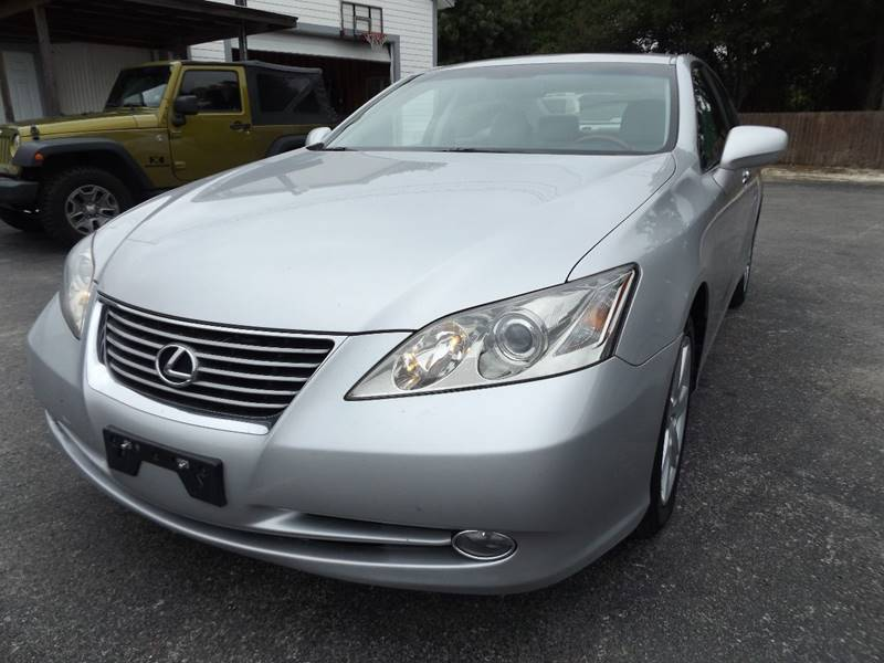 2009 Lexus ES 350 for sale at Americar Auto Sales in New Braunfels TX
