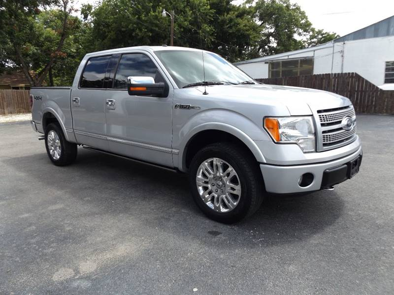 2009 Ford F-150 for sale at Americar Auto Sales in New Braunfels TX