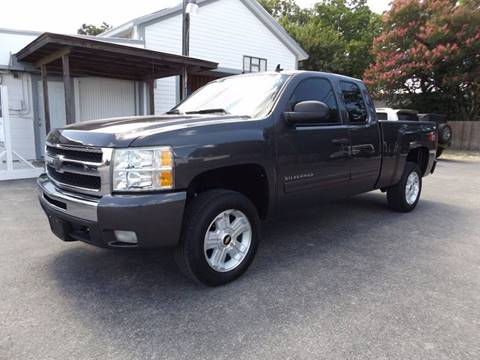2011 Chevrolet Silverado 1500 for sale at Americar Auto Sales in New Braunfels TX