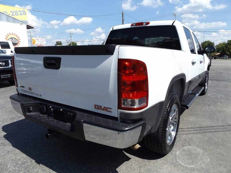2010 GMC Sierra 1500 for sale at Americar Auto Sales in New Braunfels TX