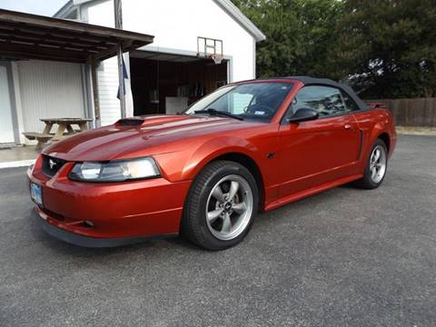 2001 Ford Mustang for sale at Americar Auto Sales in New Braunfels TX