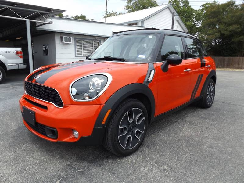 2012 MINI Cooper Countryman for sale at Americar Auto Sales in New Braunfels TX
