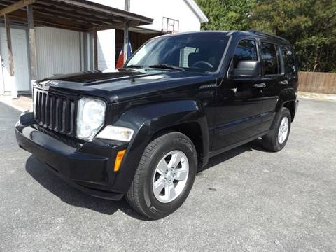 2009 Jeep Liberty for sale at Americar Auto Sales in New Braunfels TX