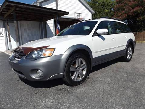 2005 Subaru Outback for sale at Americar Auto Sales in New Braunfels TX