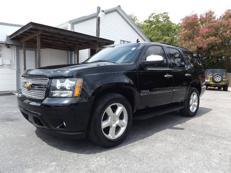 2013 Chevrolet Tahoe for sale at Americar Auto Sales in New Braunfels TX
