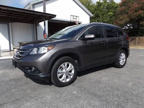 2012 Honda CR-V for sale at Americar Auto Sales in New Braunfels TX