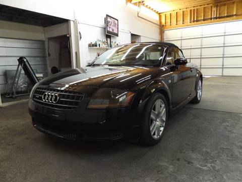 2005 Audi TT for sale at Americar Auto Sales in New Braunfels TX