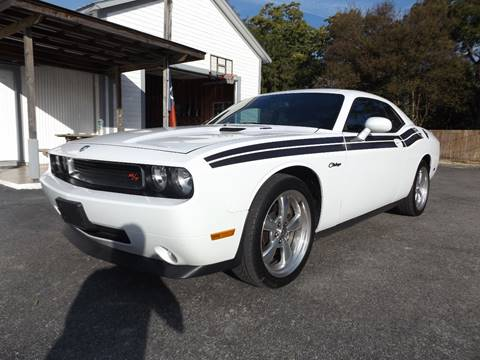 2010 Dodge Challenger for sale at Americar Auto Sales in New Braunfels TX