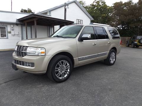 2007 Lincoln Navigator for sale in New Braunfels, TX