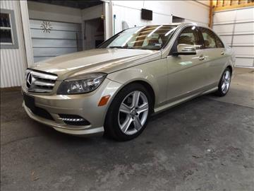 2011 Mercedes-Benz C-Class for sale in New Braunfels, TX