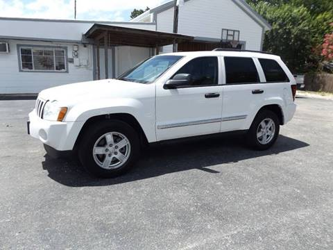 2006 Jeep Grand Cherokee for sale at Americar Auto Sales in New Braunfels TX