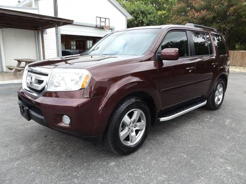 2009 Honda Pilot for sale at Americar Auto Sales in New Braunfels TX