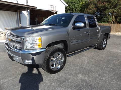 2013 Chevrolet Silverado 1500 for sale at Americar Auto Sales in New Braunfels TX
