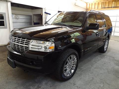 2009 Lincoln Navigator for sale at Americar Auto Sales in New Braunfels TX