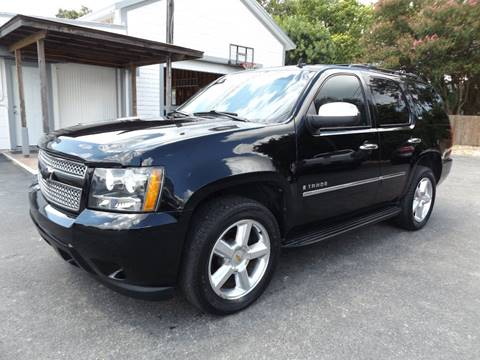 2009 Chevrolet Tahoe for sale at Americar Auto Sales in New Braunfels TX