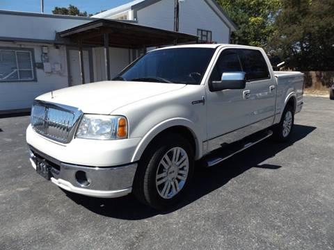 2008 Lincoln Mark LT for sale at Americar Auto Sales in New Braunfels TX