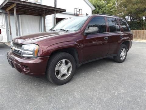 2007 Chevrolet TrailBlazer for sale at Americar Auto Sales in New Braunfels TX