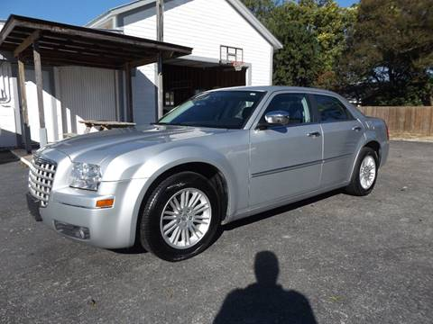 2010 Chrysler 300 for sale at Americar Auto Sales in New Braunfels TX