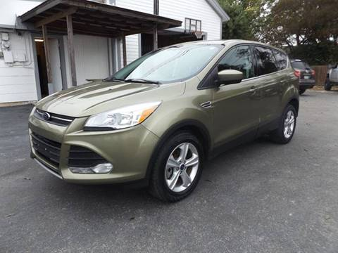 2014 Ford Escape for sale at Americar Auto Sales in New Braunfels TX