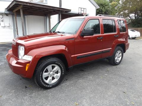 2011 Jeep Liberty for sale at Americar Auto Sales in New Braunfels TX