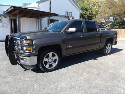 2014 Chevrolet Silverado 1500 for sale at Americar Auto Sales in New Braunfels TX