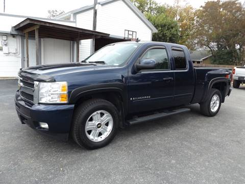 2009 Chevrolet Silverado 1500 for sale at Americar Auto Sales in New Braunfels TX