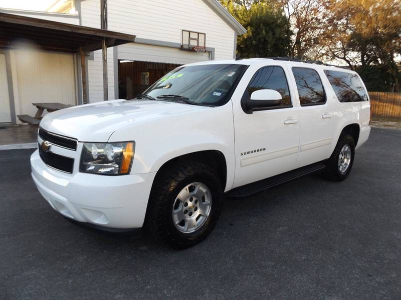 2010 Chevrolet Suburban for sale at Americar Auto Sales in New Braunfels TX