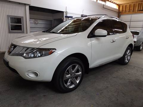 2010 Nissan Murano for sale at Americar Auto Sales in New Braunfels TX